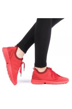 Pantofi sport dama Almanaka rosii