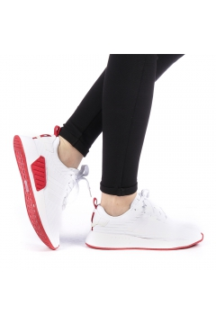 Pantofi sport dama Drasma albi