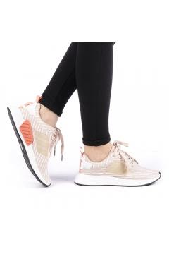 Pantofi sport dama Drasma bej