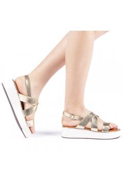 Sandale dama Sariba aurii