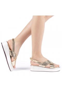 Sandale dama Favilla aurii