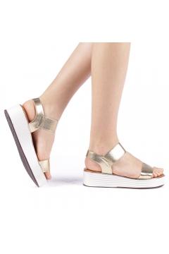 Sandale dama Azdira aurii