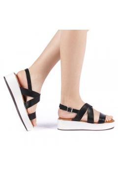 Sandale dama Sariba negre