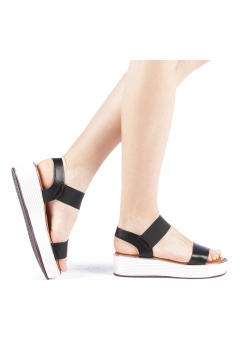 Sandale dama Azdira negre