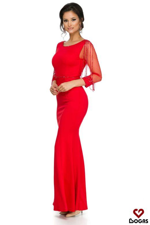 Rochie de Seara Margy Red Bogas