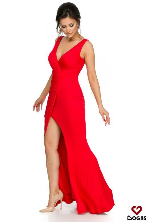Rochie de Seara Visadora Red Bogas