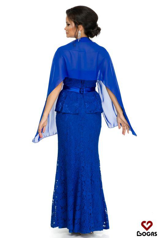 Rochie de Seara Drosy Blue Bogas
