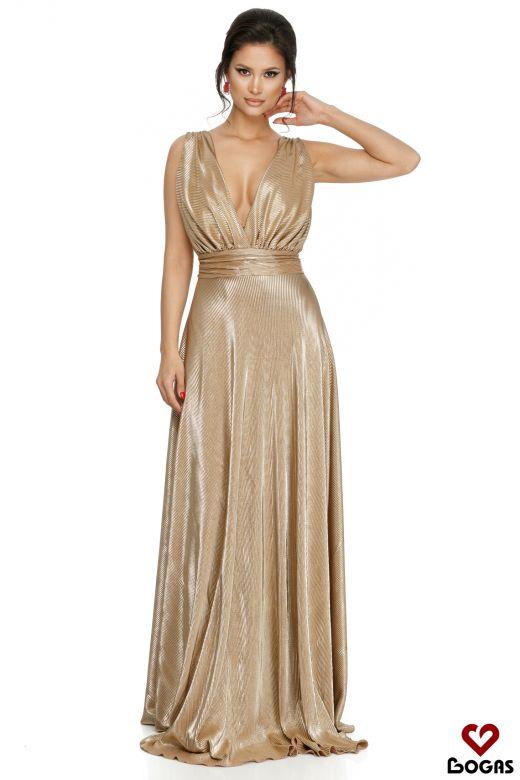 Rochie de Seara Lurry Gold Bogas