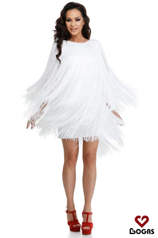 Rochie de Seara Pandora White Bogas