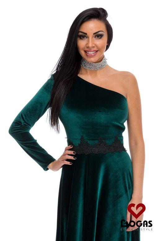 Rochie de Seara Esmeralda Green Bogas