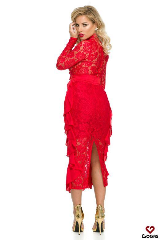 Rochie de Seara Nonntys Red Bogas