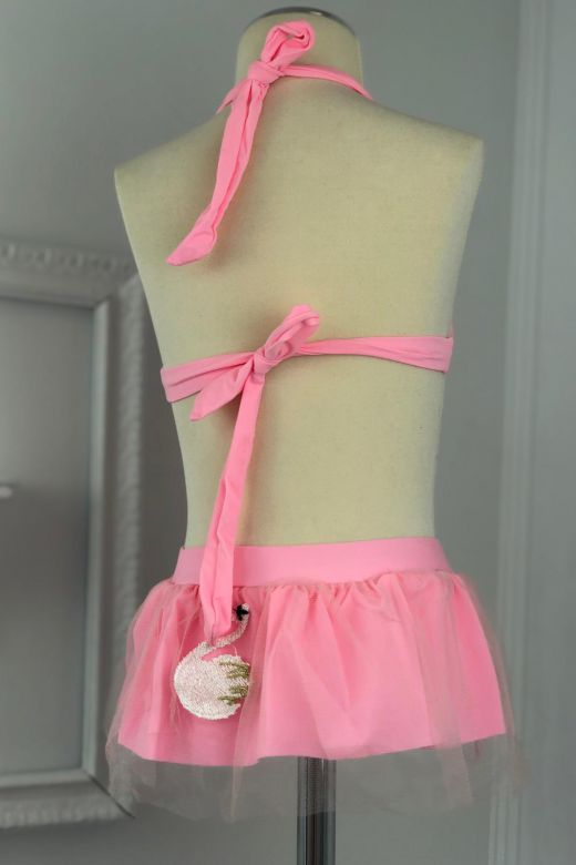 Costum de Baie Copii Tryta Pink Bogas