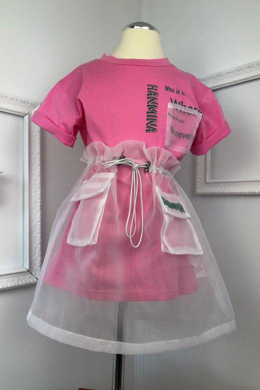 Rochie Copii Hanmina Pink Bogas
