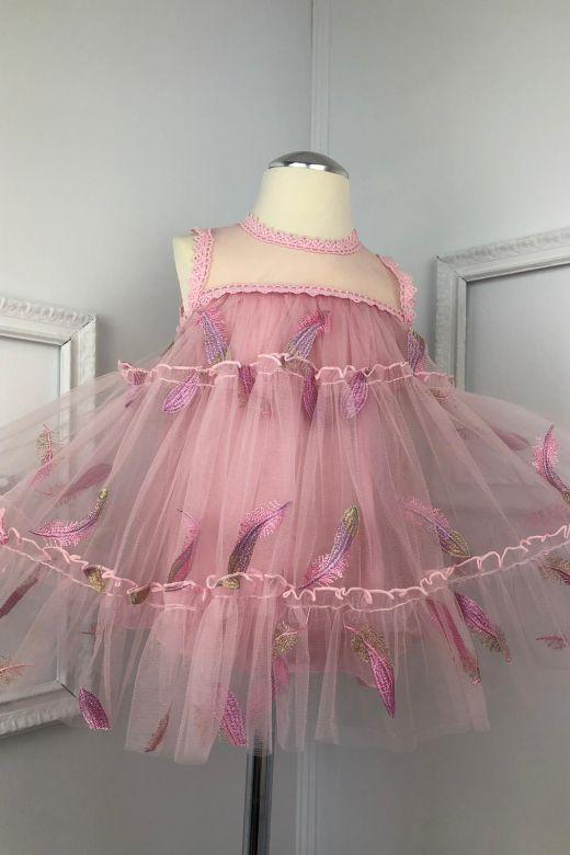 Rochie Copii Penny Pink Bogas