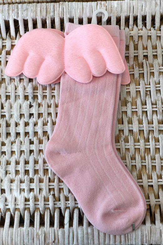 Sosete Copii Aripy Pink Bogas
