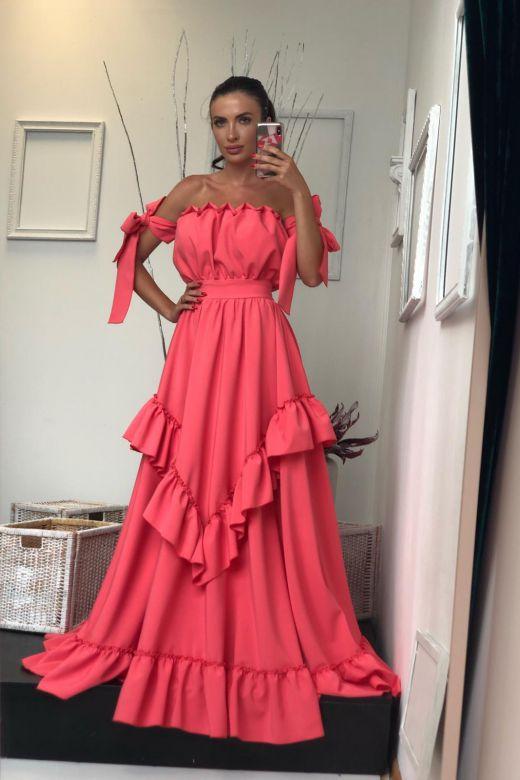Rochie de Seara Kylenia Pink Bogas