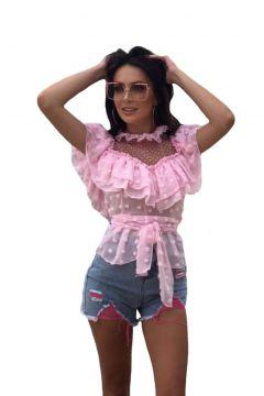 Bluza Quillas Pink Bogas