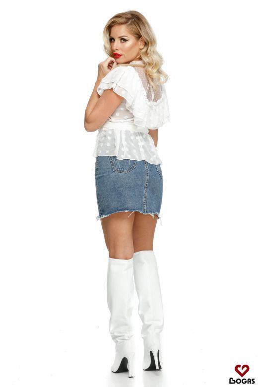 Bluza Quillas White Bogas