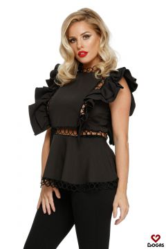 Bluza Analisis Black Bogas