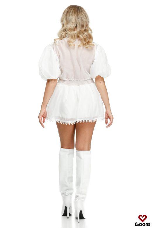 Rochie de Seara Anadido White Bogas