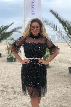 Rochie de Seara Corally Black Bogas