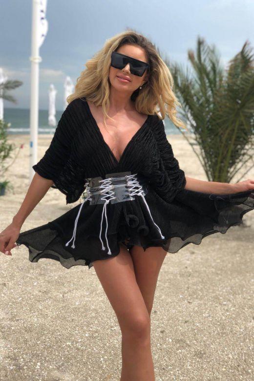Bluza Conwua Black Bogas