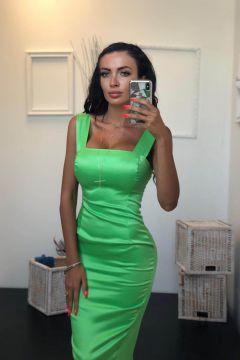 Rochie de Seara Sobrany Green Bogas