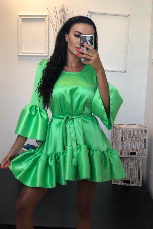 Rochie de Seara Fumyta Green Bogas