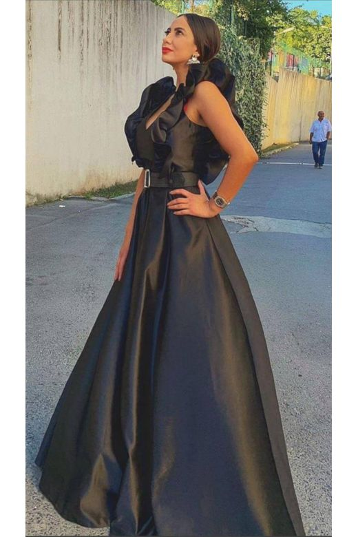 Rochie de Seara Kiwy Black Bogas