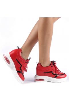 Pantofi sport dama Tameea rosii