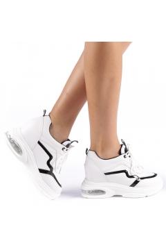 Pantofi sport dama Tameea albi