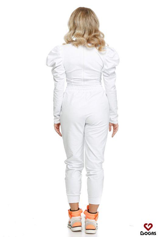 Compleu Sahne White Bogas