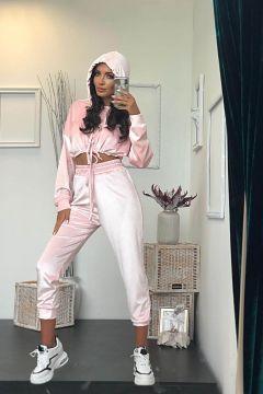Compleu Zentiva Pink Bogas