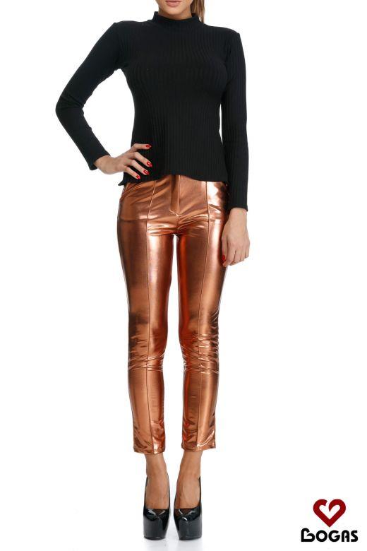 Pantaloni Senora Gold Bogas