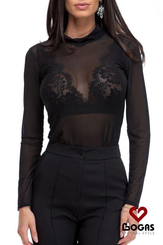 Bluza Precious Black Bogas