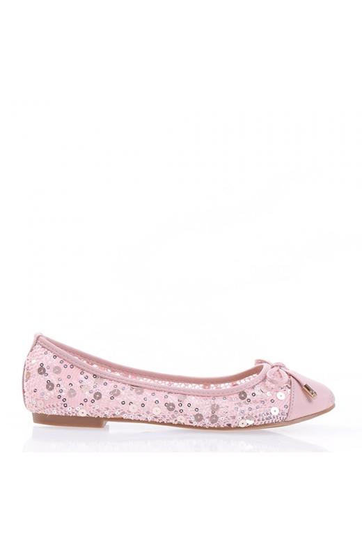 Balerini dama Cevele roz