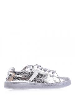 Pantofi sport dama Iunia argintii
