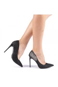 Pantofi dama Erica negri