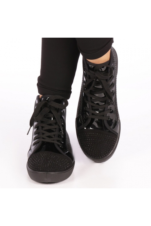 Pantofi sport dama Firida negri