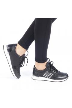 Pantofi sport dama Zilena negri