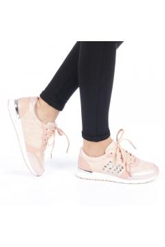 Pantofi sport dama Zilena roz