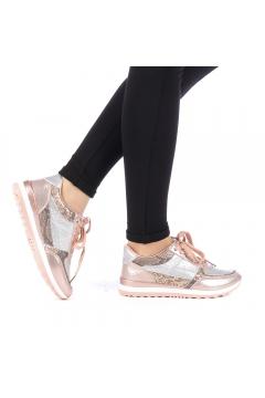 Pantofi sport dama Dorana roz