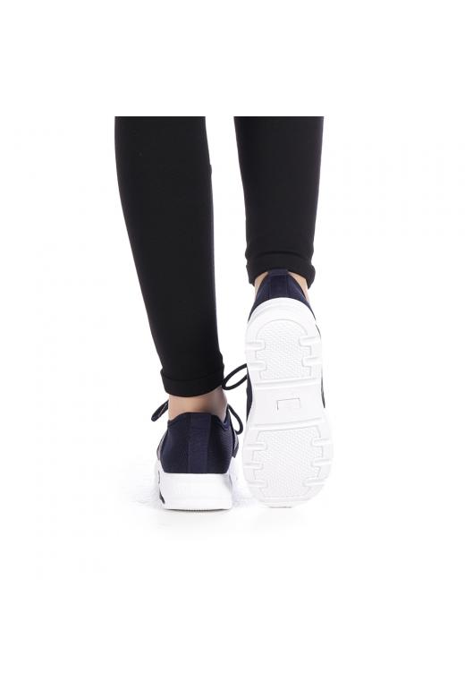 Pantofi sport dama Doriz albastri