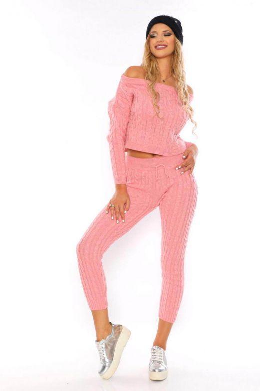 Compleu Companny Pink Bogas
