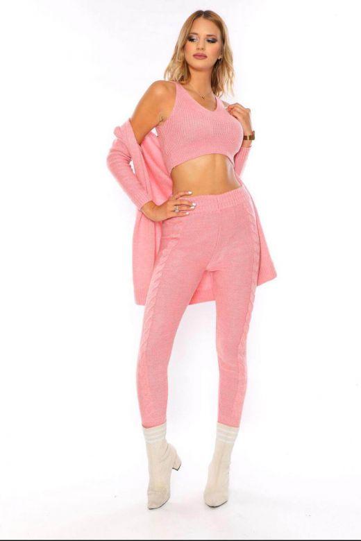 Compleu Destinity Pink Bogas