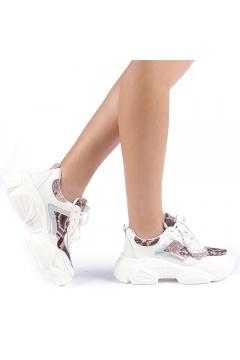 Pantofi sport dama Odeta roz