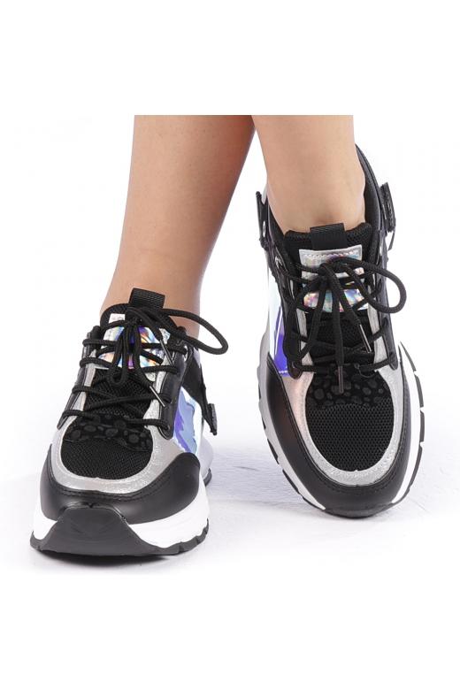 Pantofi sport dama Peregrina albastri