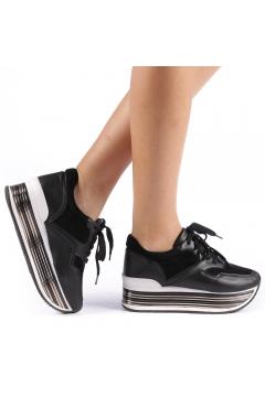 Pantofi sport dama Enrika negri