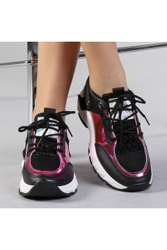 Pantofi sport dama Peregrina fuchsia