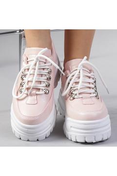 Pantofi sport dama Catinca roz